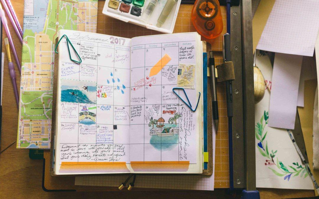 Create: February on Paper