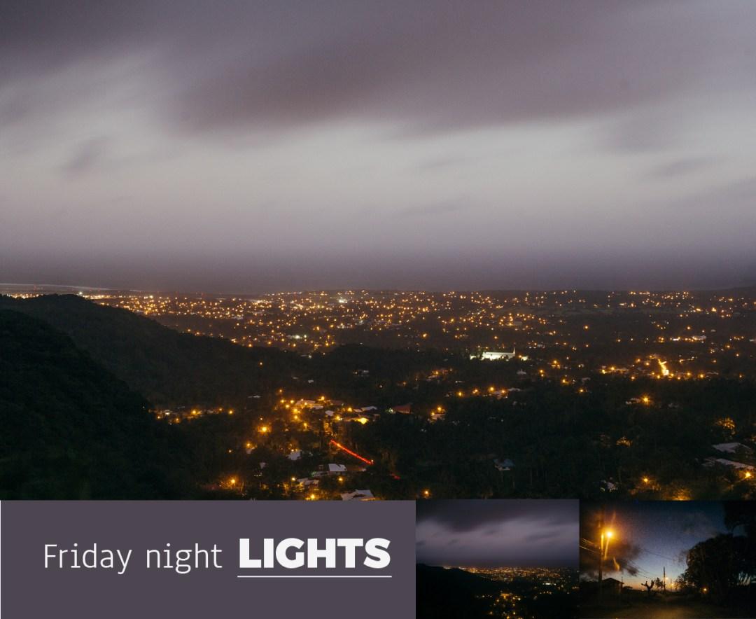 Date night - Friday night lights