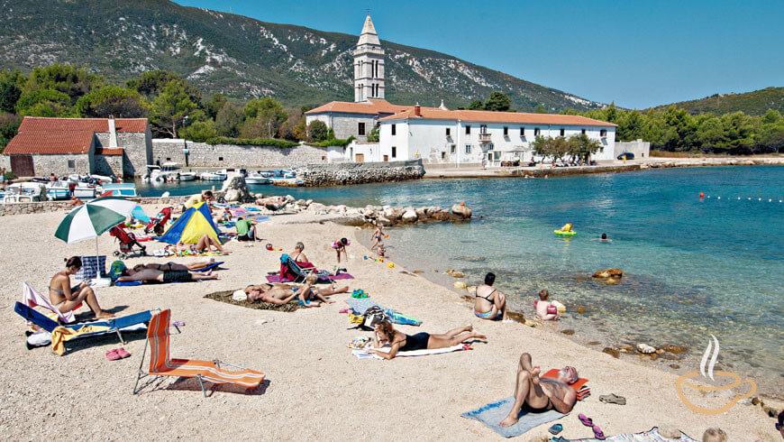 Rapoća beach