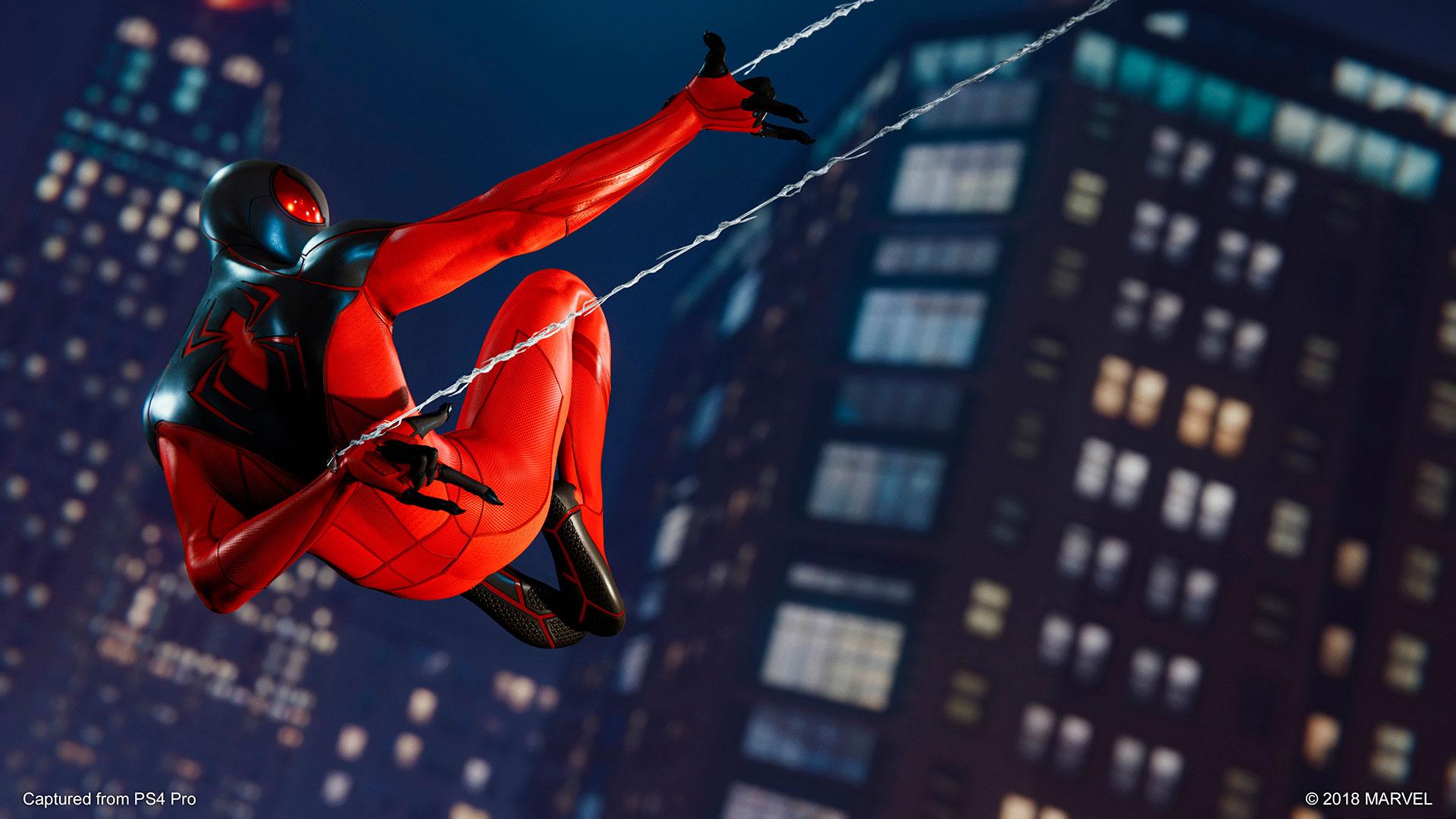 Marvel's Spider-Man – The Heist
