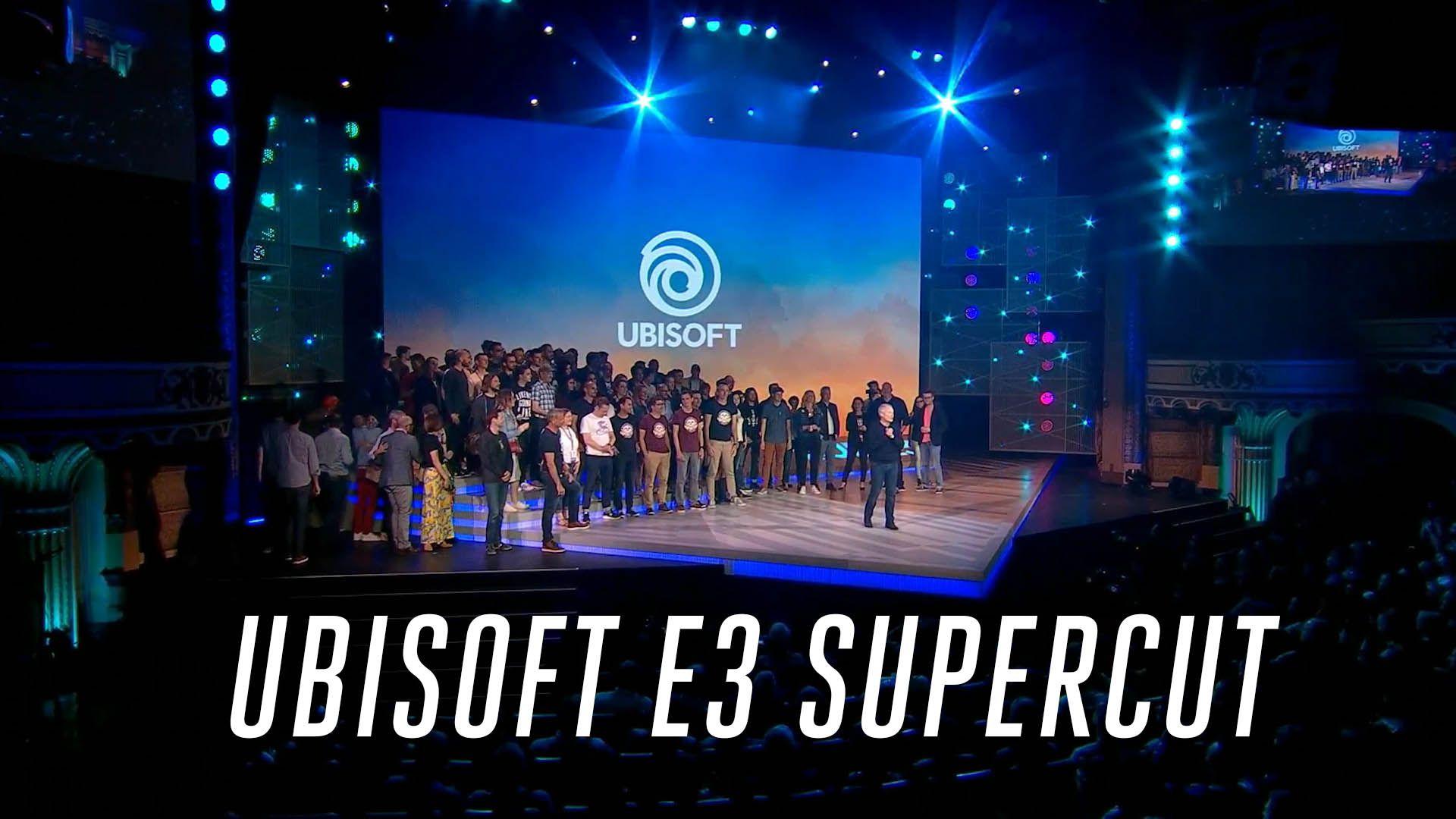 E3 2019: Esto es lo que nos dejó la conferencia de Ubisoft