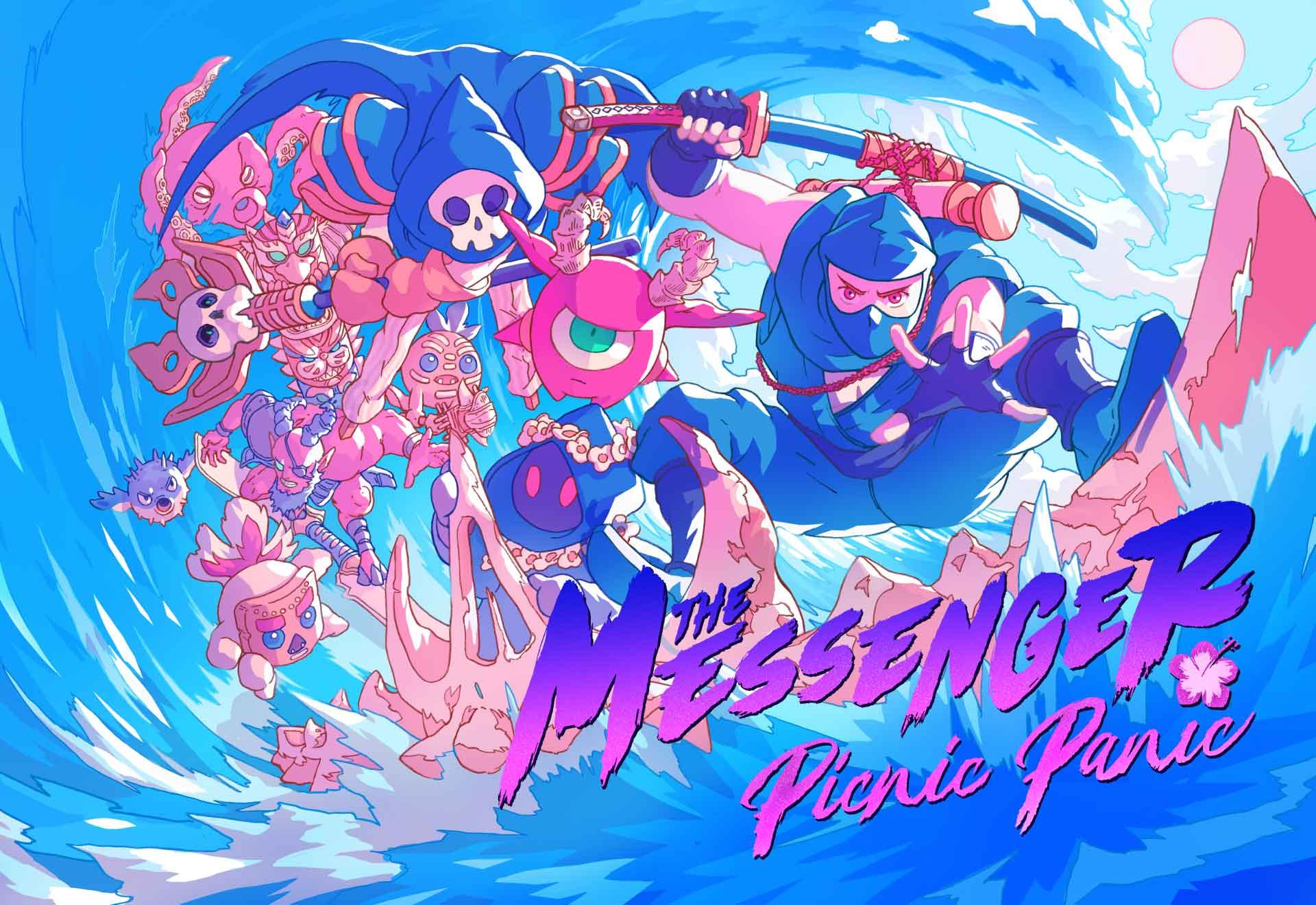 The Messenger: Picnic Panic