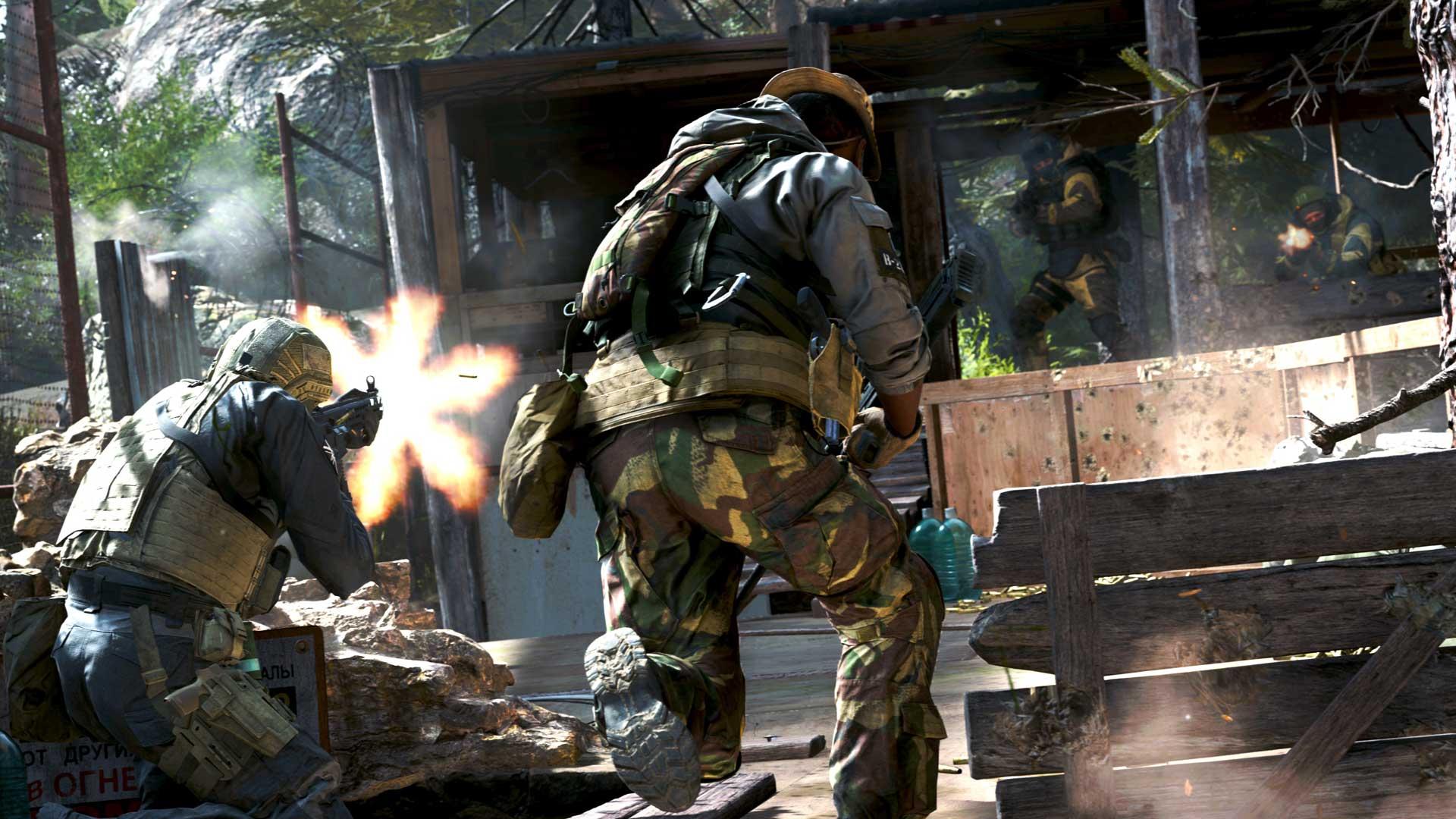 Impresiones – COD: Modern Warfare Gunfight