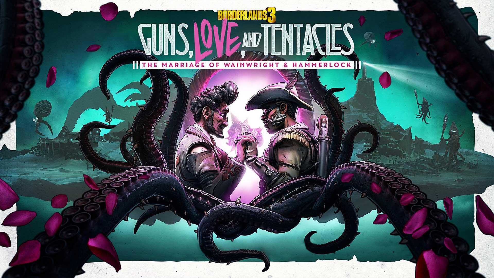 Borderlands 3 – Guns, Love, and Tentacles: The Marriage of Wainwright & Hammerlock