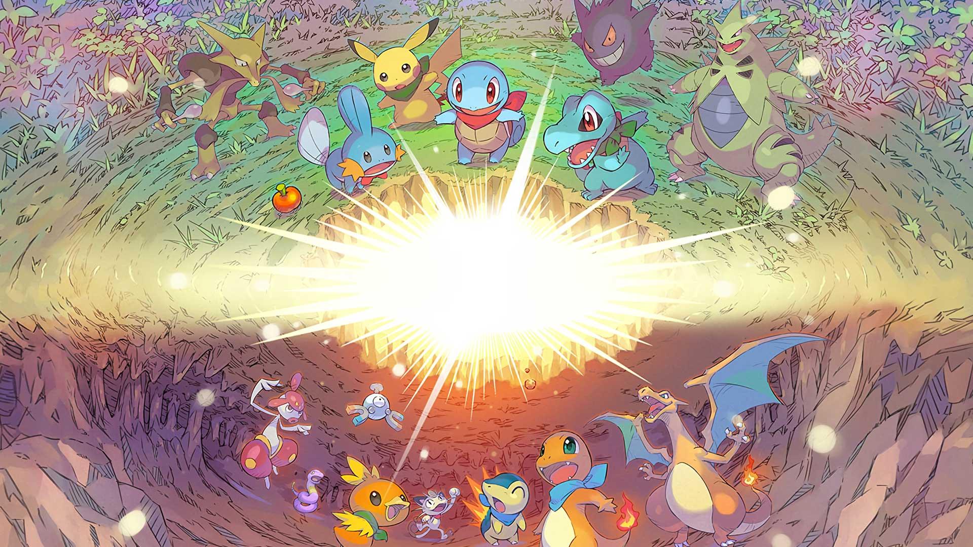 Pokémon Mystery Dungeon – Rescue Team DX