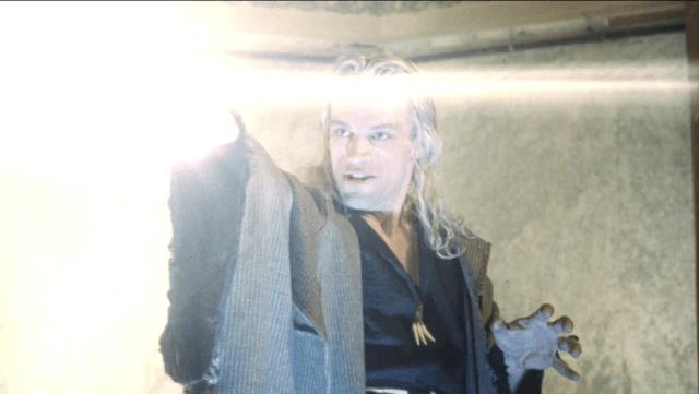Hey look, I can cast magic!