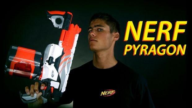 Nerf Pyragon