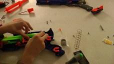 Orange Mod Works Longstrike CS-6 Massacre