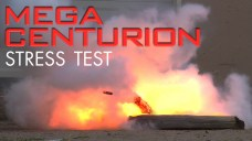 Elite Mega Centurion Stress Test