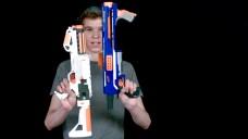 Elite Rampage vs Star Wars Stormtrooper Deluxe