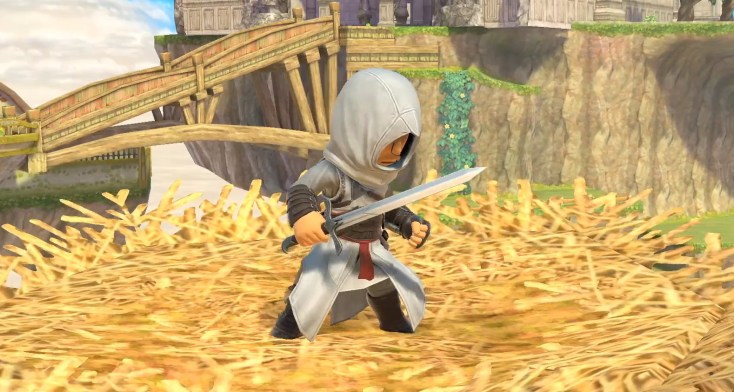 Smash Ultimate To Feature Unskippable Mii Trailing Missions