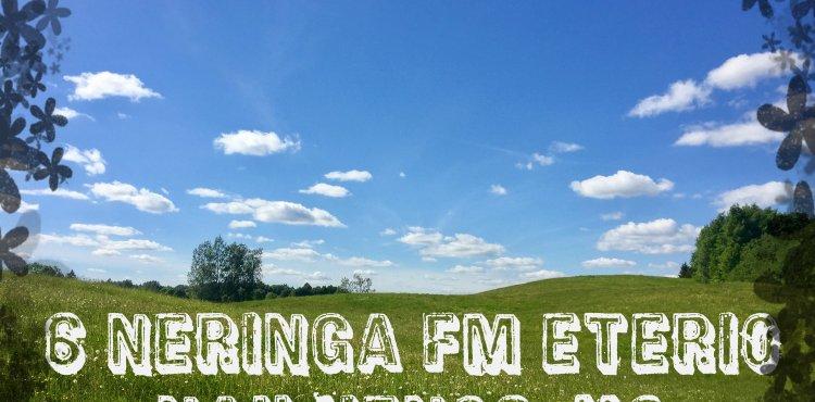 6new tracks to NeringaFM 8