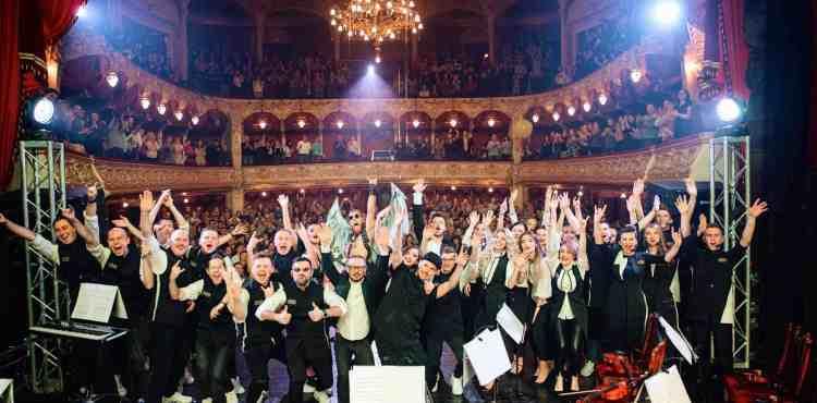 Prime orchestra Lietuvoje