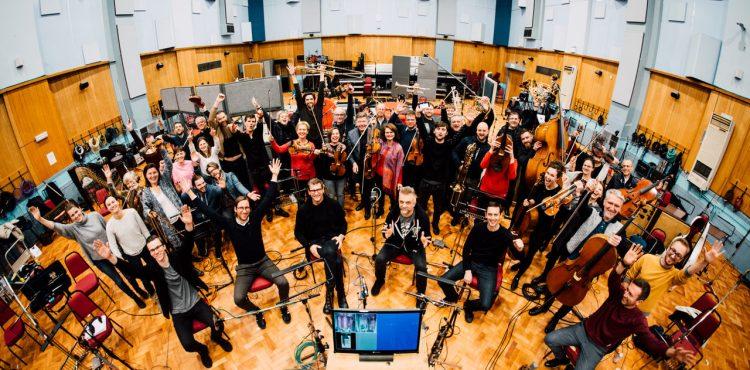 Mamontovo koncerto pasiruošimas Abbey Road (nuotr. R. Šeškaitis)