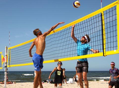 Neringa FM Beachball FEST'19 akimirka