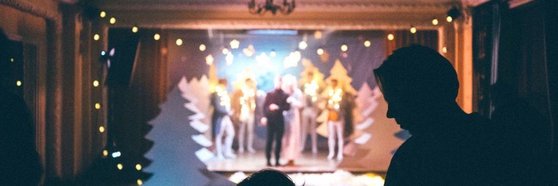 Kalėdų senio arija