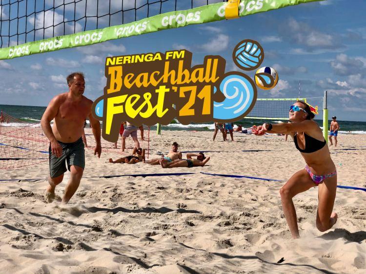 Neringa FM Beachball FEST 21