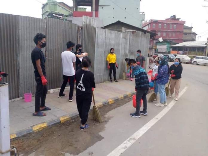 Nagaland: Kohima launches 'Litter free city' campaign