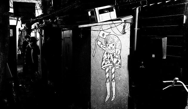 富士フイルム X-T10 で再び夜の新宿二丁目を撮る (2/3)