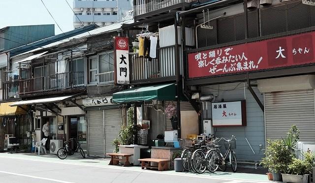 富士フイルムX-T10/XF 35㎜ F2で横浜のドヤ街・寿町を歩く (1/3)