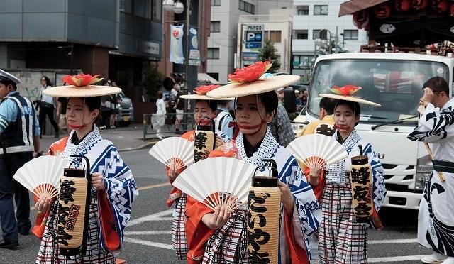 富士フイルムX-T10/XF 35㎜ F2で第44回吉祥寺秋祭りを撮る♪