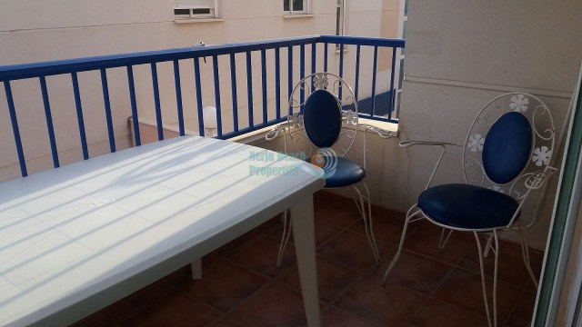 Torrox-Costa central apartment 1 bedroom pool elevator air conditioning