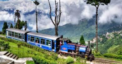 यूनेस्को से दार्जिलिंग हिमालयन रेलवे का करार
