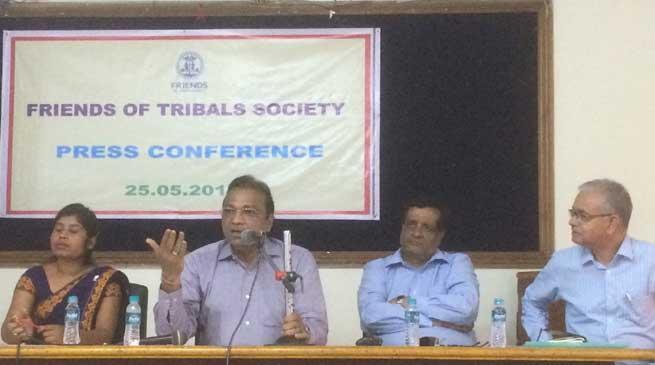 Friends of Tribals Society के 28 साल पूरे