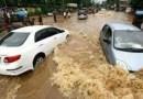 भारी बरसात से जलमग्न हुआ गुवाहाटी, 2 लोगों की मौत