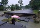 असम में बाढ़ परिस्थिति हुई बद से बदतर, कई गाँव जलमग्न