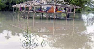 असम में बाढ़ का कहर, डोनर मंत्रालय करेगा मदद