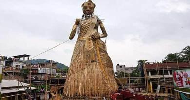 असम- गुवाहाटी में बनी दुनिया की सब से ऊंची दुर्गा की प्रतिमा, गिनीज वर्ल्ड रिकॉर्ड्स में होगी शामिल