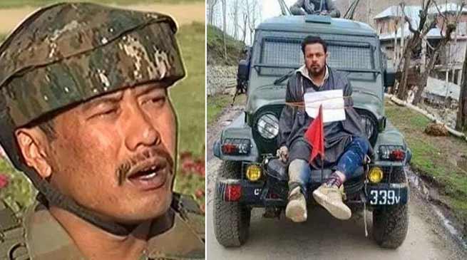 श्रीनगर : आर्मी मेजर लितुल गोगोई लड़की के साथ होटल से गिरफ़्तार