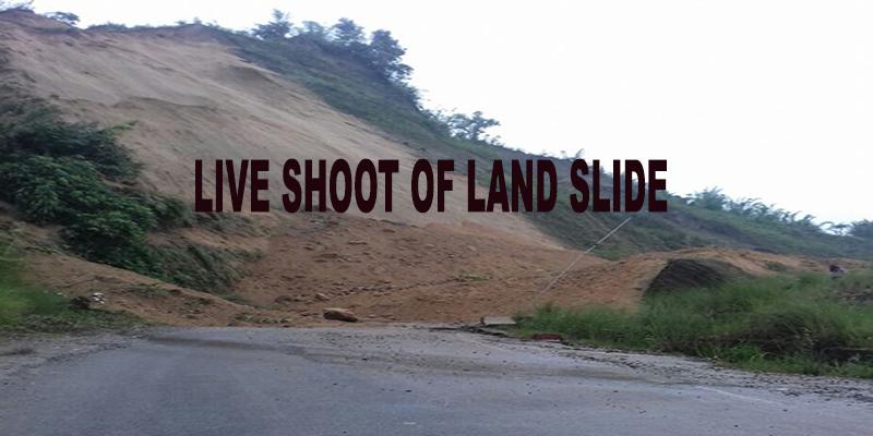 अरुणाचल में लैंडस्लाइड का LIVE VIDEO हो रहा है वायरल