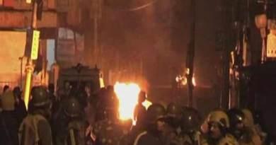मेघालय: शिलांग अशांत, कर्फ्यू जारी, 500 लोग राहत शिविर में