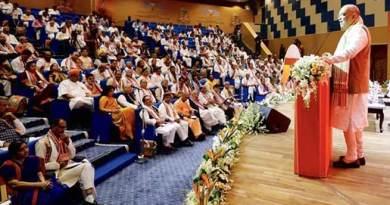 असम: मोदी सरकार भारत को घुसपैठियों के लिये ''सुरक्षित ठिकाना'' नहीं बनने देगी- अमित शाह