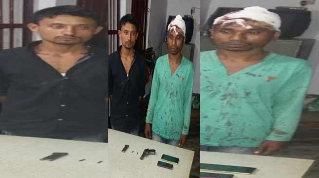 असम: 5 लाख वसूलने आये 2 संदिग्ध अल्फाई गिराफ्तार