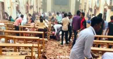 श्रीलंका ब्लास्ट: 3 भारतीय समेत 215 की मौत