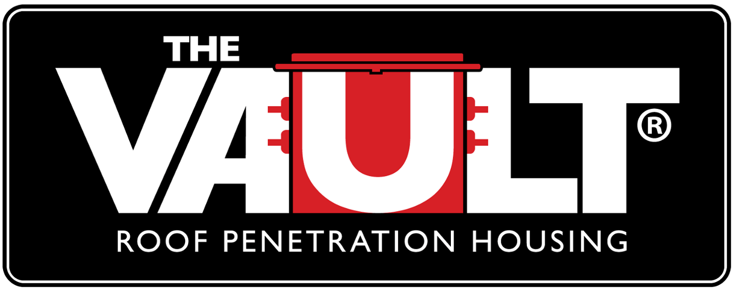 The Vault Roof Penetration Housing Logo