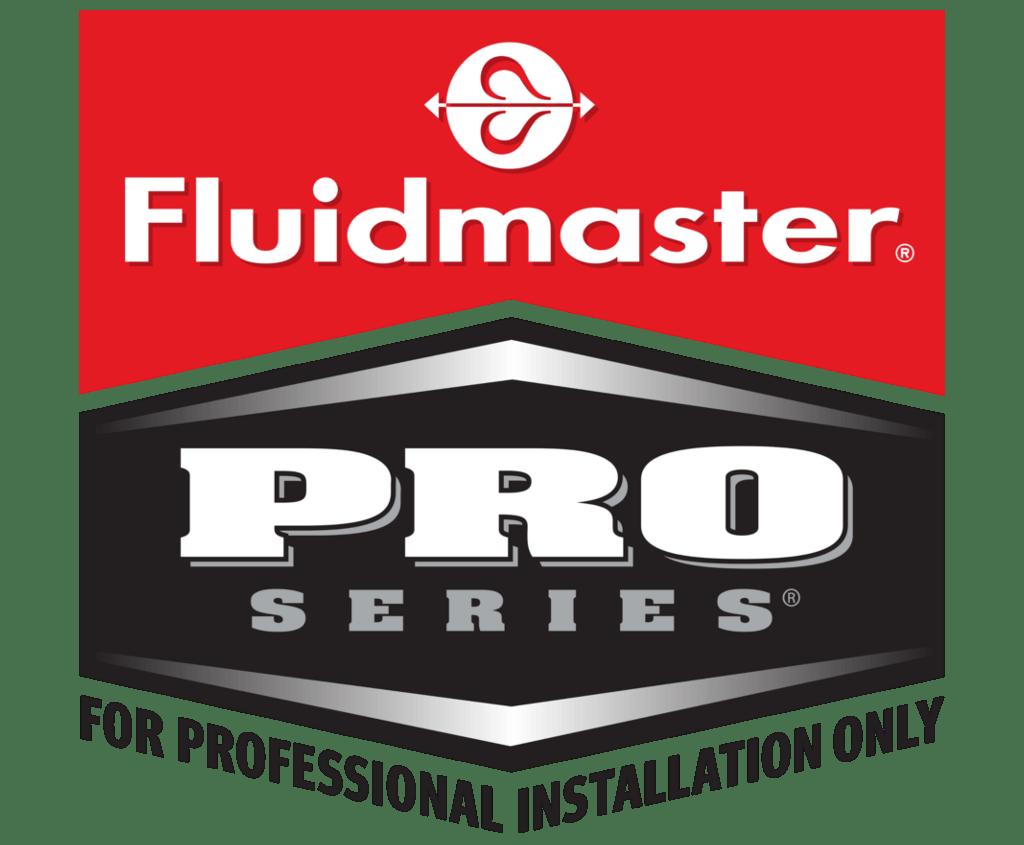 Fluidmaster Pro logo
