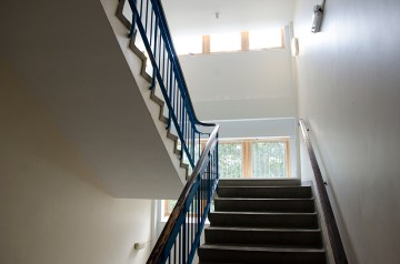 50s stairway