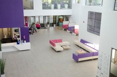Film location nescot ewell epsom reception area