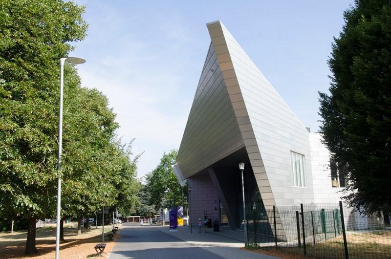 Film location nescot ewell epsom contemporary architecture