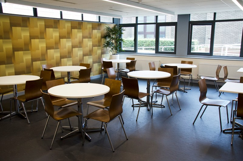 nescot filming location epsom surrey dining areas