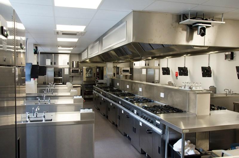 Film location nescot ewell epsom surrey college kitchen
