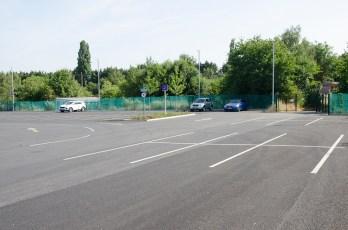 main car park 4 contemporary