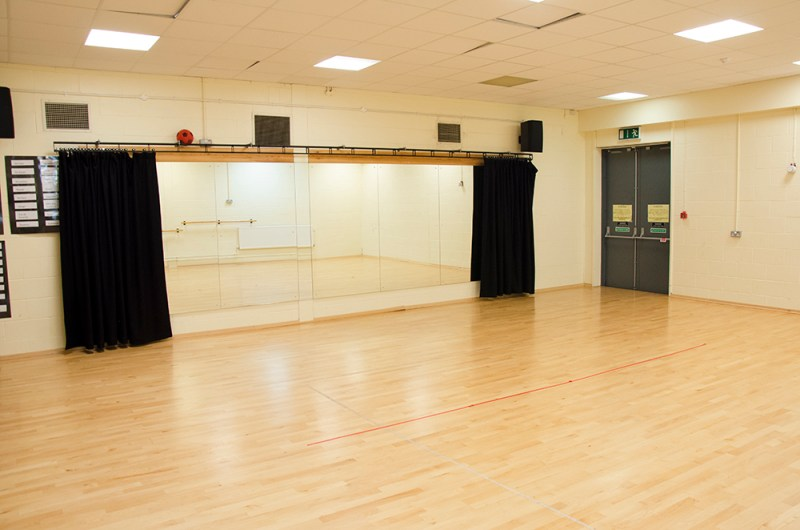 nescot film location epsom surrey performance dance studio