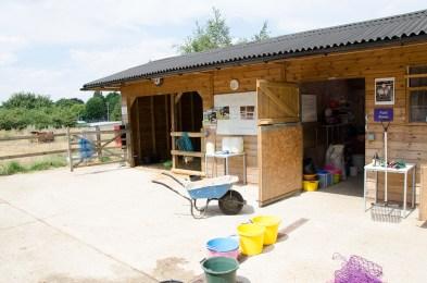 stable farm building 3