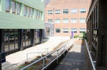 walkway 60 70 building