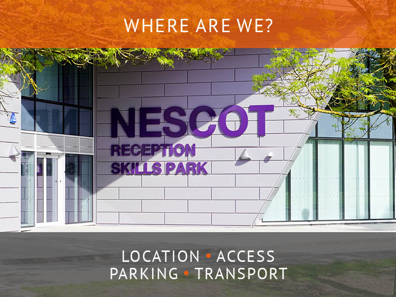 Nescot gym, fitness and sports facilities in Ewell near Epsom